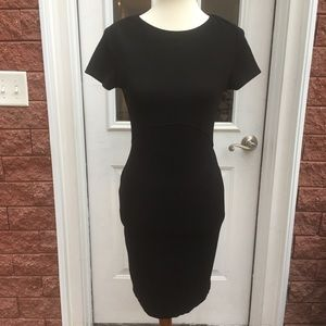 Bar Iii Black Cocktail Party Dress Size M
